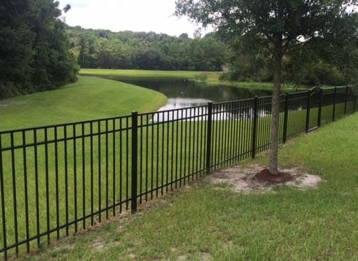 Aluminum Fence | Fence Pro Tampa Bay
